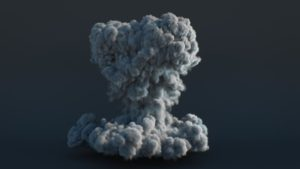 C4D Explosion with Fume FX in Cinema 4D Tutorial
