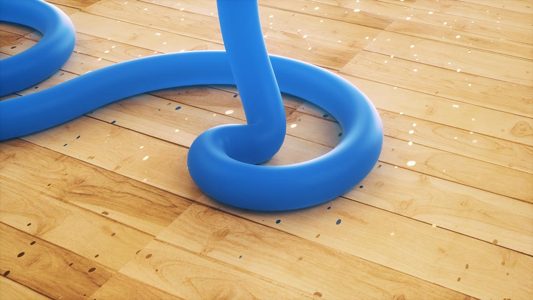 Looping Pipes - Octane Render Ready File