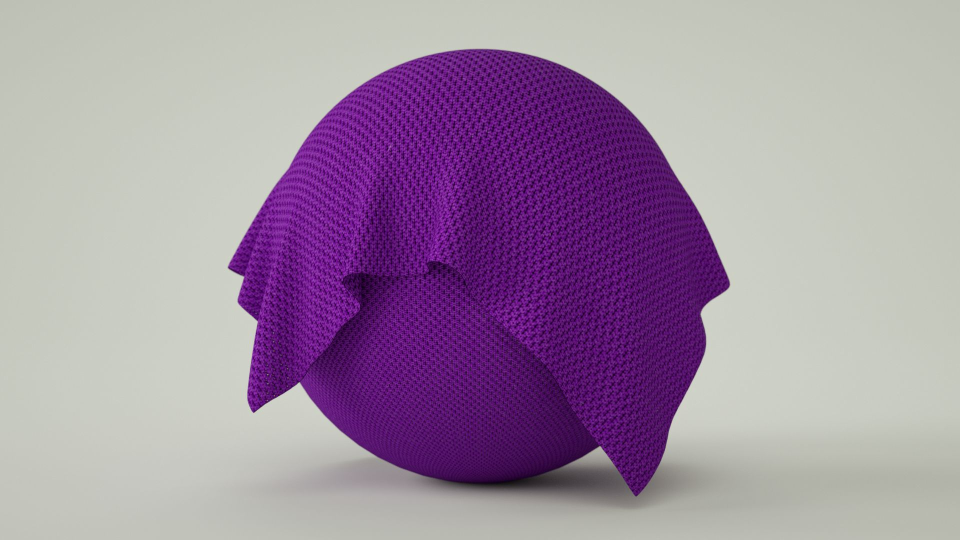 Polyester Knit - Octane Material